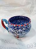 Чашка мальована капучіно, фото 2