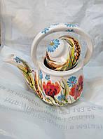 Чайник для запарювання трав'яних чаїв