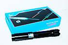 Ультрафиолетовая лазерная указка YX-B015 5 насадок, фото 8
