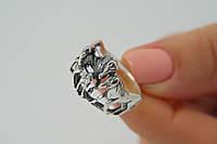 Оригинальное кольцо Кони из серебра 925 пробы