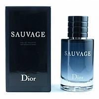 Мужская туалетная вода christian dior sauvage 100 мл (копия)
