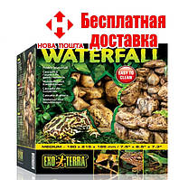 Водопад-поилка Exo Terra Natural Waterfall medium, 19х21.5х18.5 см
