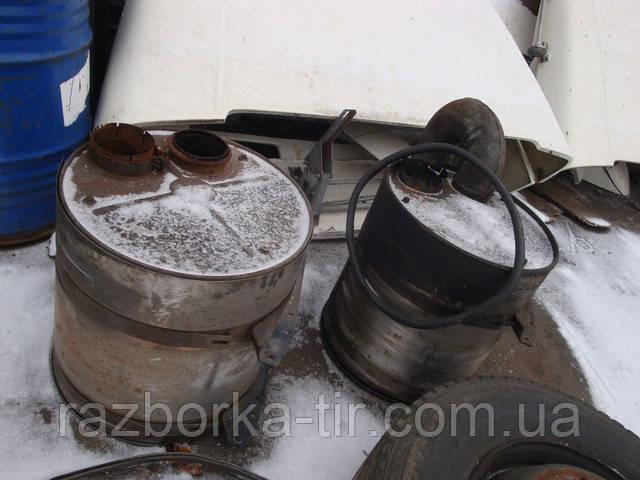 Глушитель на DAF XF 95