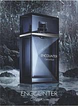 Calvin Klein Encounter туалетна вода 100 ml. (Кельвін Кляйн Энкаунтер), фото 3