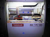 Фрезерный станок бу Turanlar TFC-180 для постформинга с автоматической подачей заготовки, 2008 г.в.