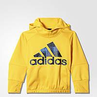 Детская толстовка Adidas Tech Basic Logo (Артикул: AZ2600)