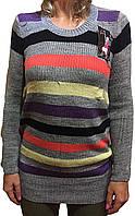 Женский свитер удлиненный Турция, фото 1