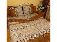 Постельное белье семейное производства Украина