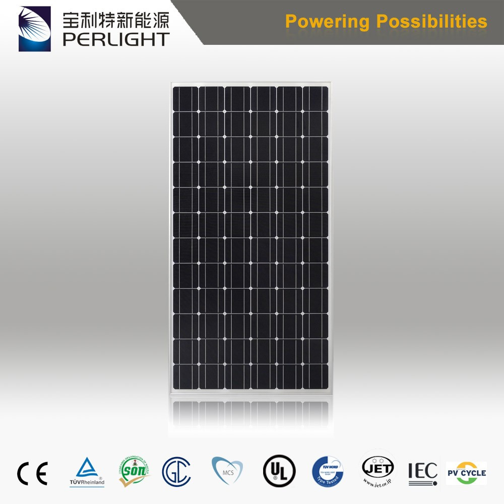 Солнечная батарея Perlight Solar PLM-320M-72 (Моно 320Вт\36В)