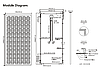 Солнечная батарея Perlight Solar PLM-320M-72 (Моно 320Вт\36В), фото 3