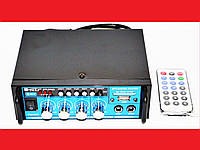 Стерео усилитель BT-188A Bluetooth + Караоке