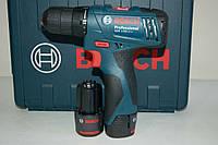Аккумуляторный шуруповерт Bosch GSR 1080-2-LI, 06019E2000, фото 1
