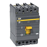 Автоматический выключатель ВА88-35 3Р 250А 35кА с электрон. расцеп. MP211 IEK