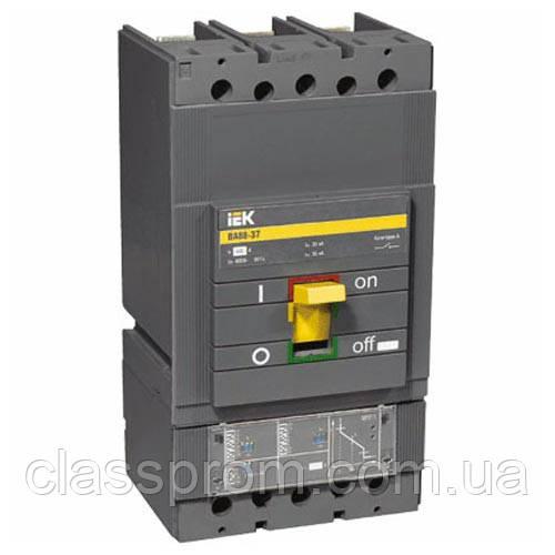 Автоматический выключатель ВА88-35Р 3Р 175-250А (1,25-2,5кА) 35кА IEK