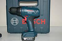 Аккумуляторный шуруповерт Bosch GSR 1440-LI, 06019A8405, фото 1