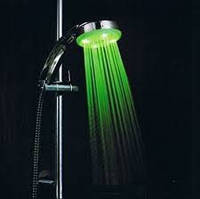 Насадка для душа лейка Led shower