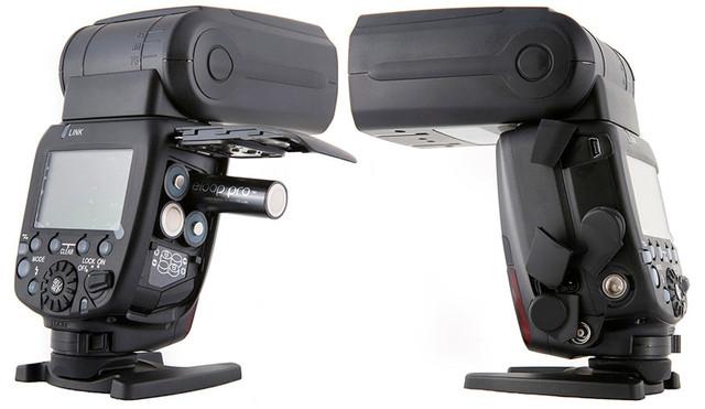Уникальная мощная вспышка Yongnuo YN-600EX-RT для Canon с ведущим числом 60
