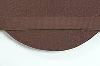 ТЖ 20мм репс (50м) коричневый , фото 1