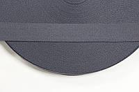 ТЖ 20мм репс (50м) т.серый , фото 1