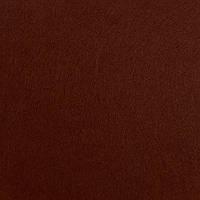 Фетр листовой 20x30 см, 1 мм, темно-коричневый