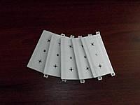 Груз ткани б/м для вертикальных тканевых жалюзи с шириной ламели 89 мм Новая Каховка