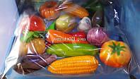 Набор декоративных овощей больших