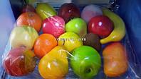 Набор декоративных фруктов больших