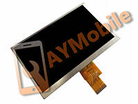 Дисплей (матрица) 7'' EJ070NA-01C 40 pins 165x105 mm