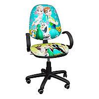 """Детское компьютерное кресло Поло """"Ледяное сердце 9"""""""