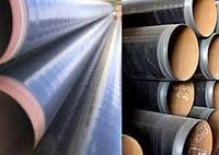 Труба стальная в битумно полимерной гидроизоляции