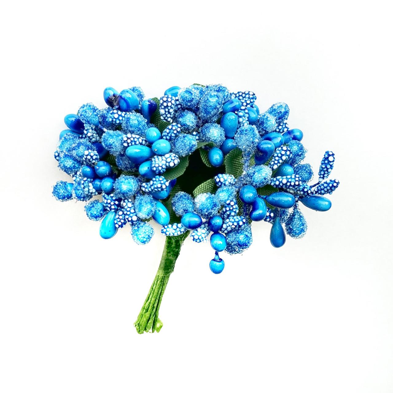 Добавка синяя 12 шт