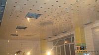 Алюминиевые подвесные потолки, фото 1
