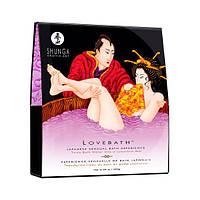 Гель LOVEBATH SHUNGA Sensual Lotus Чувственный лотос, 650 гр