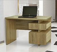 Компьютерный стол Кубик Летро дуб сонома/трюфель (6 комбинаций)
