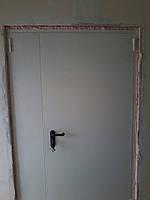 Дверь противопожарная ЕІ-30 (ЕІ-60) двупольная