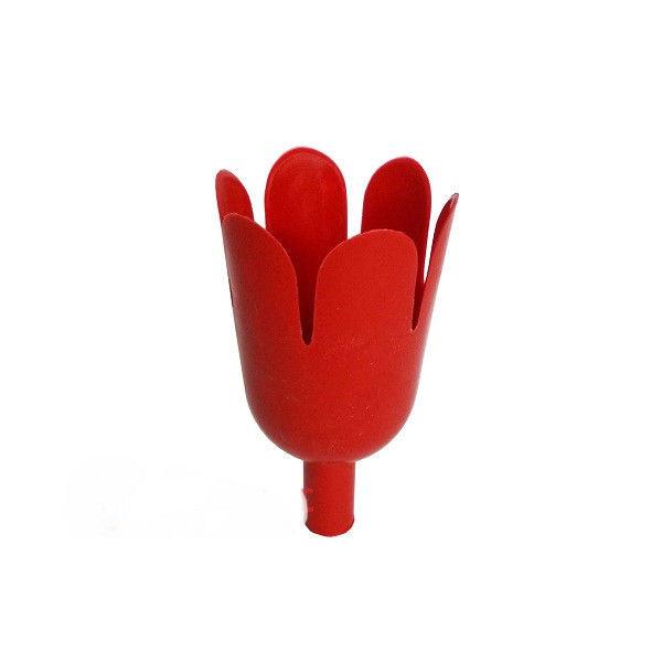 Плодосъемник пластиковый на 6 лепестков, устройство для срыва плодов с ветвей