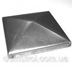 Металлическая заглушка 100х100