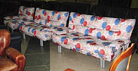 Комплект мягкой  мебели в стиле барокко  3+2+1