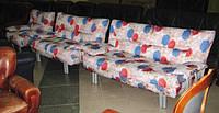 Комплект  мягкой мебели диван тройка, диван двойка и кресло