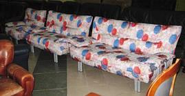 Комплект классической мягкой мебели  3+2+1