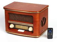 Радио LW/FM с проигрывателем CD/MP3 и USB-разъемом Camry CR 1109