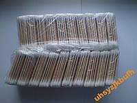 Ушные палочки деревянные в упаковке 80 шт
