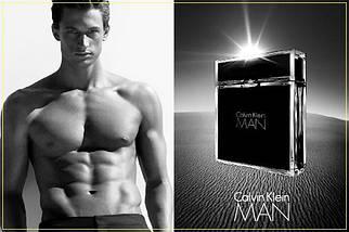 Calvin Klein MAN туалетная вода 100 ml. (Кельвин Кляйн Мен), фото 3