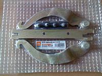 Рем комплект ручного тормозной 2103 расп.планка+2 рычага+резинки