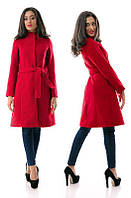 Пальто классическое кашемировое осеннее