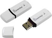 ЮСБ флешка Smartbuy 16GB Paean White (SB16GBPN-W)