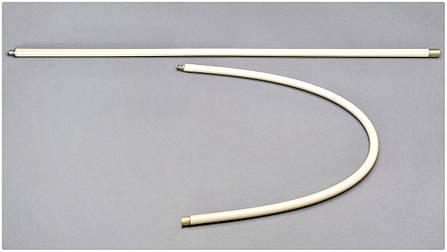 Гибкая ручка к щетке для очистки дымохода длина  1,4 м. 1 шт в упаковке ., фото 2