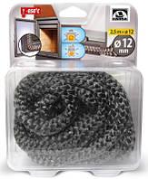 Шнур из керамического волокна  Ø 6 мм, длина 2,5 м