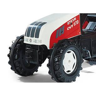 Трактор Rolly Toys 035304 Steyr CVT6225 3-8 лет, фото 2
