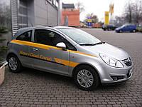 Молдинги на двери Opel Corsa D 3 Door Van 2006-2014